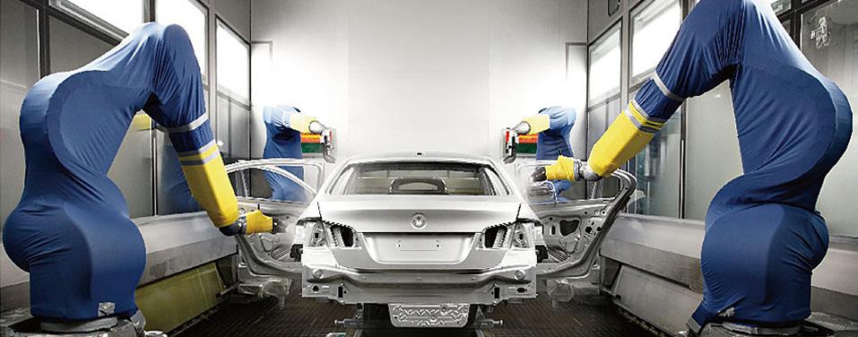 涂装车间空气过滤解决方案
