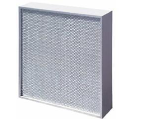 DELTRIAN无隔板耐高温过滤器